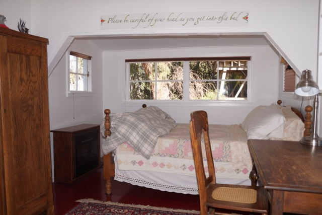 Mouse House Bedroom